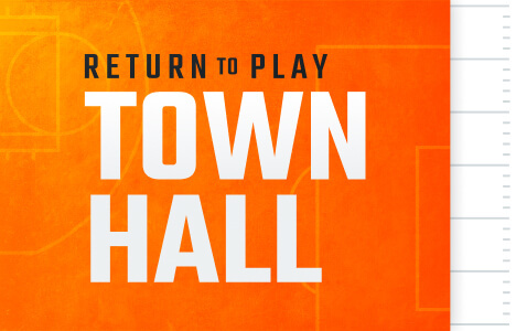 Return to Play Town Hall