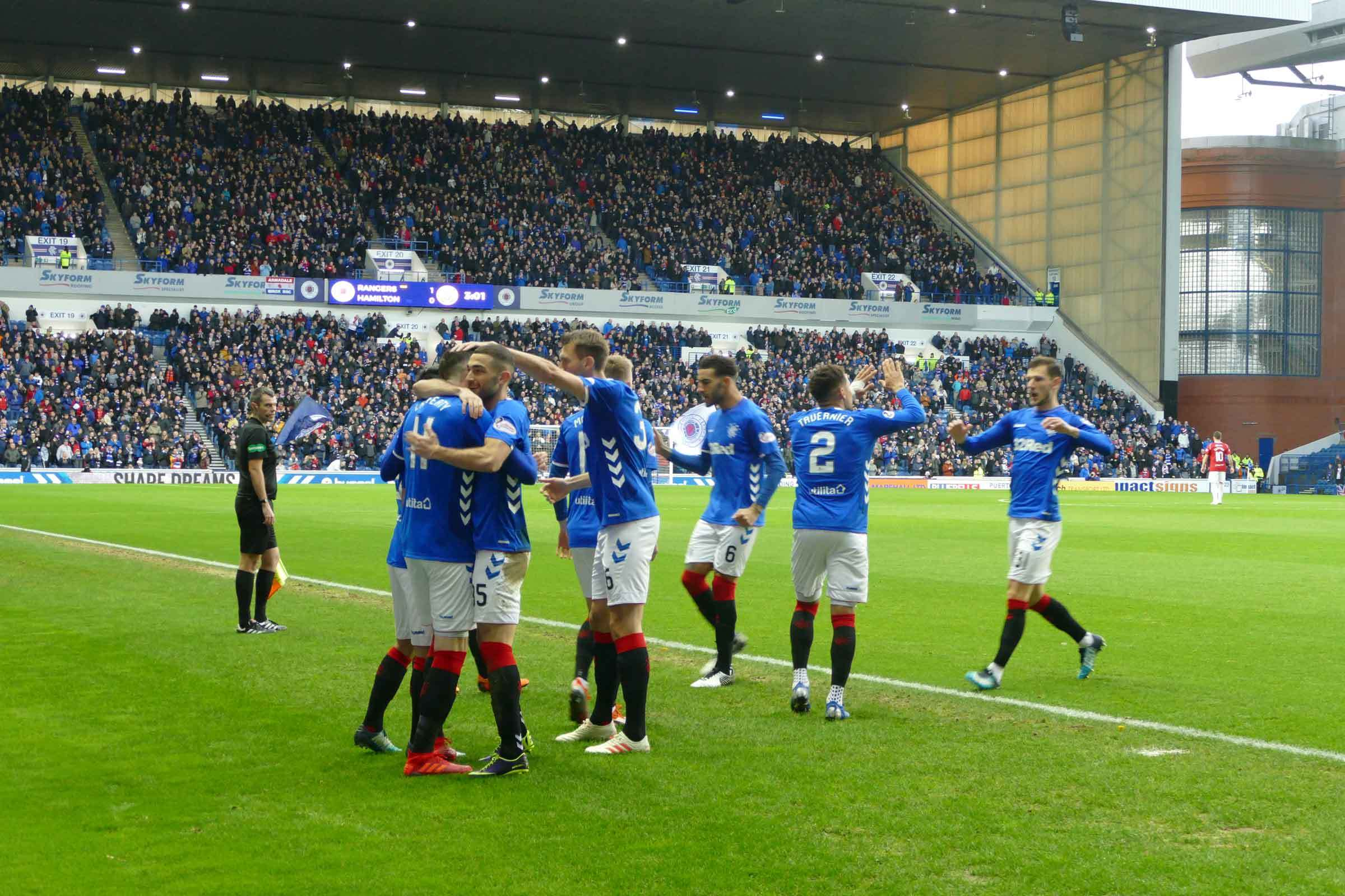 Seeing Success: A View from the Top with Rangers FC | Hudl Blog