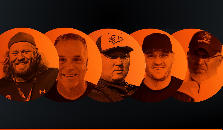 Blitz '21: Evolving Your Offense — Coach Vass, Matt Logan, Steven Lo, Dub Maddox, Andrew Coverdale