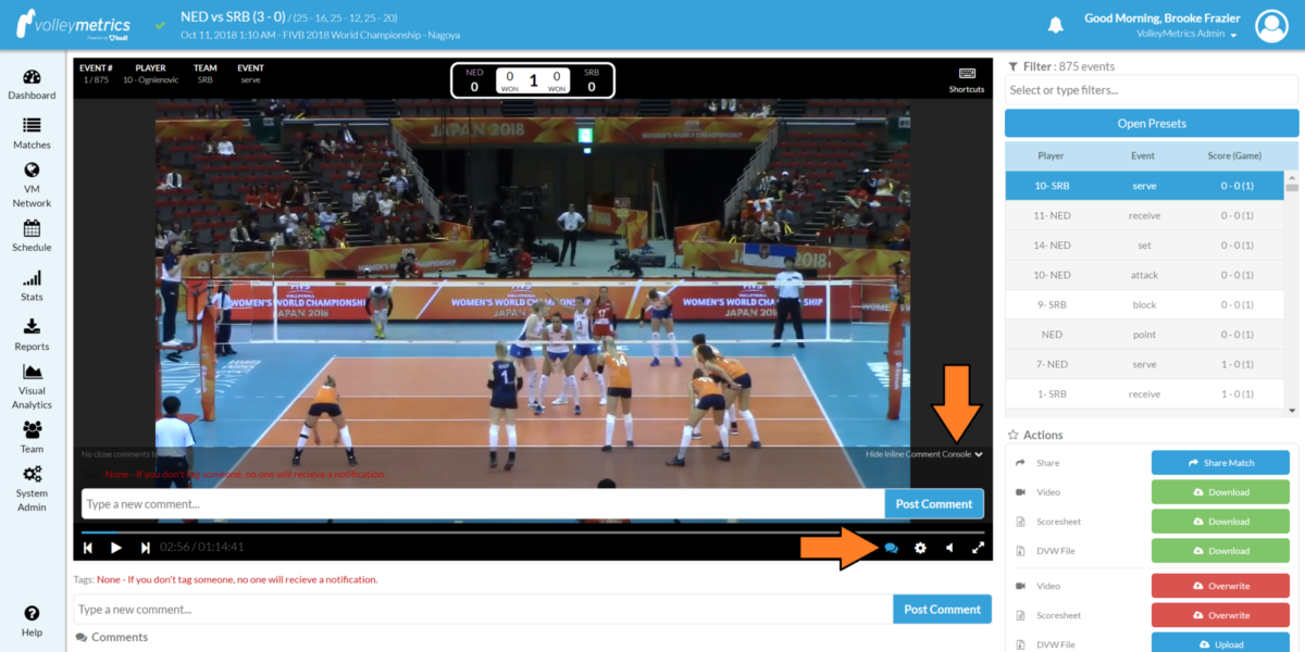 Video Settings | Hudl Support