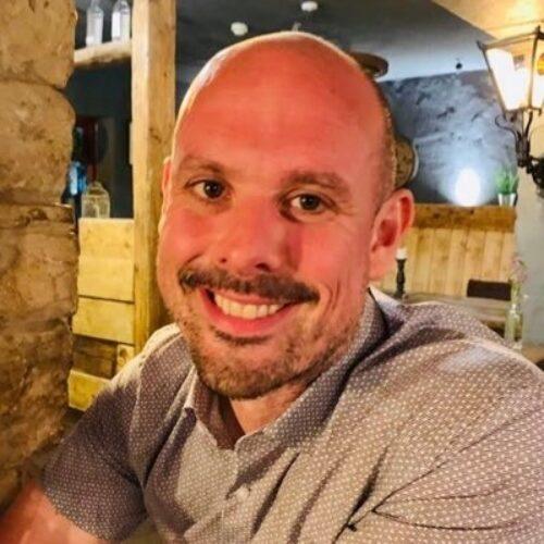 Photo of Simon Austin