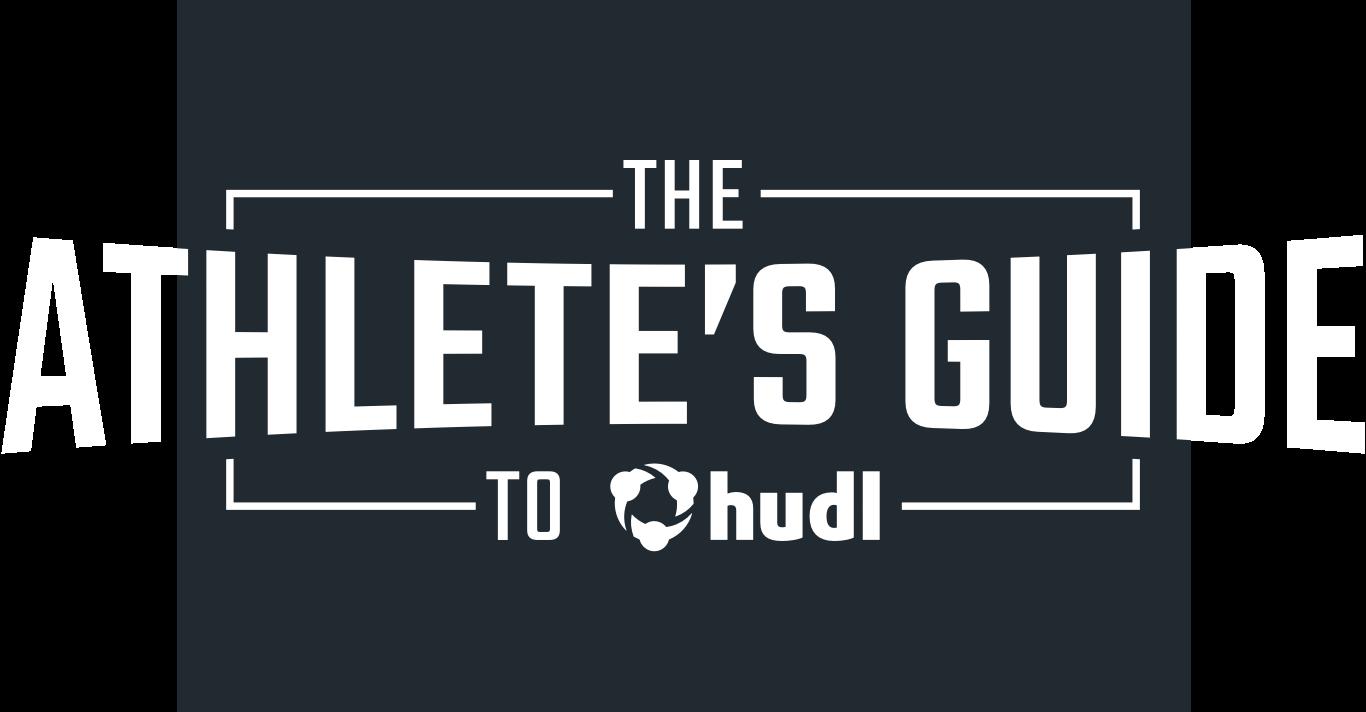 athlete guide to hudl logo