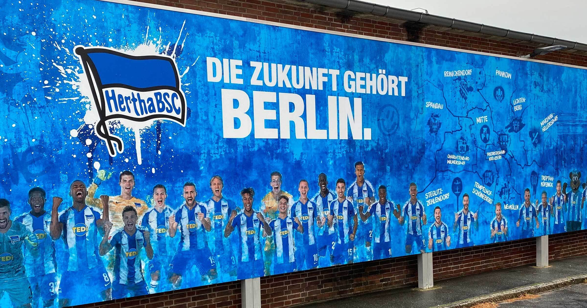 Hertha Berlin Goes Live with Hudl Replay