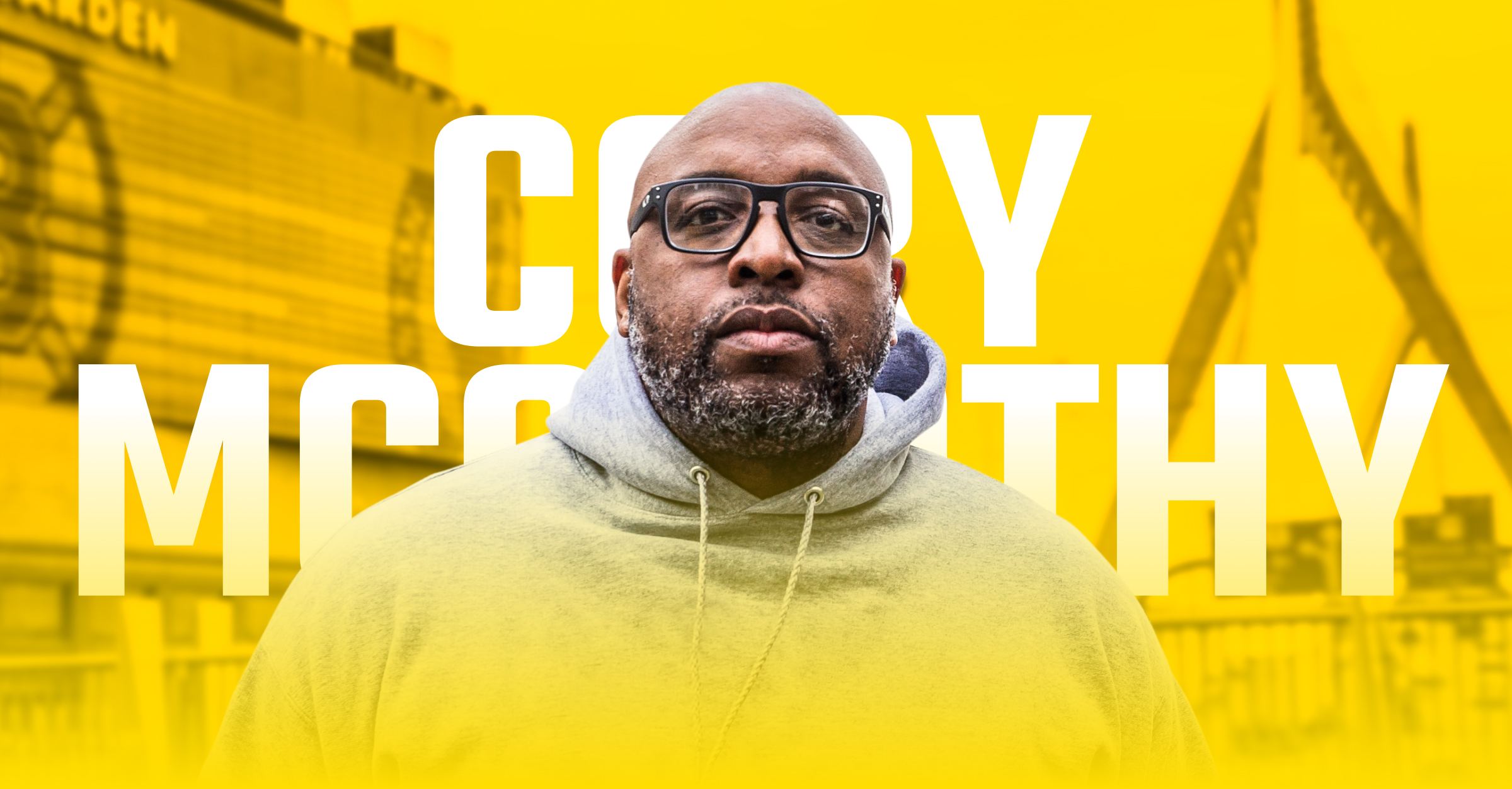 Cory McCarthy Uses the Power of Athletics to Transform This Urban School
