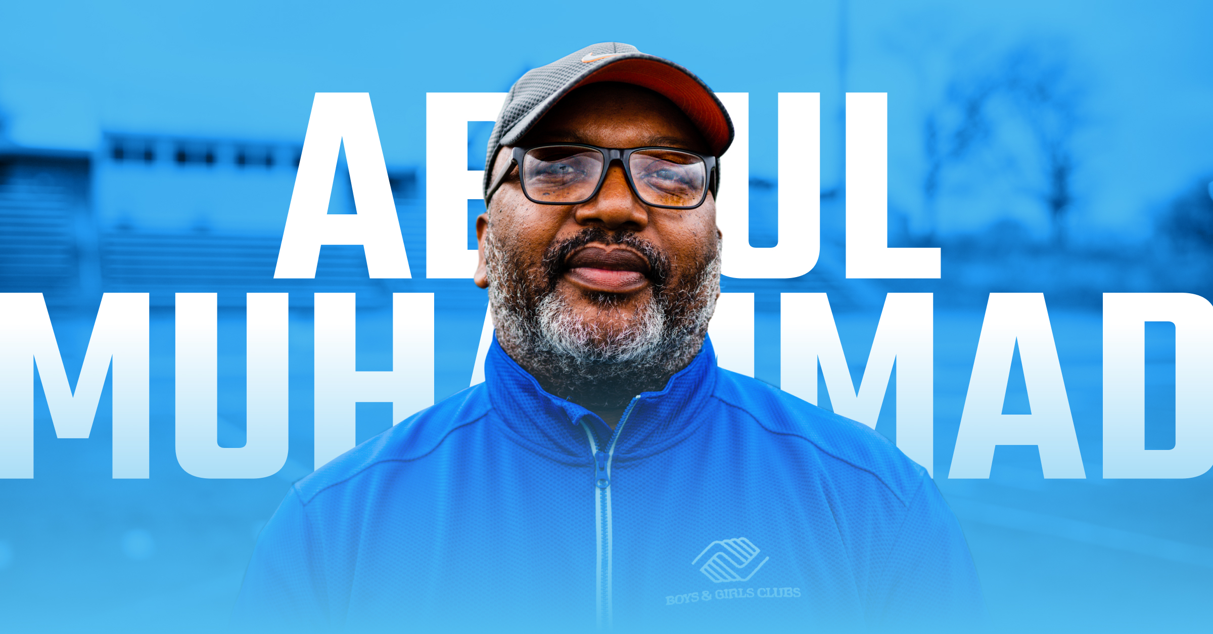 Abdul Muhammad Finds His Purpose in Helping Young Athletes