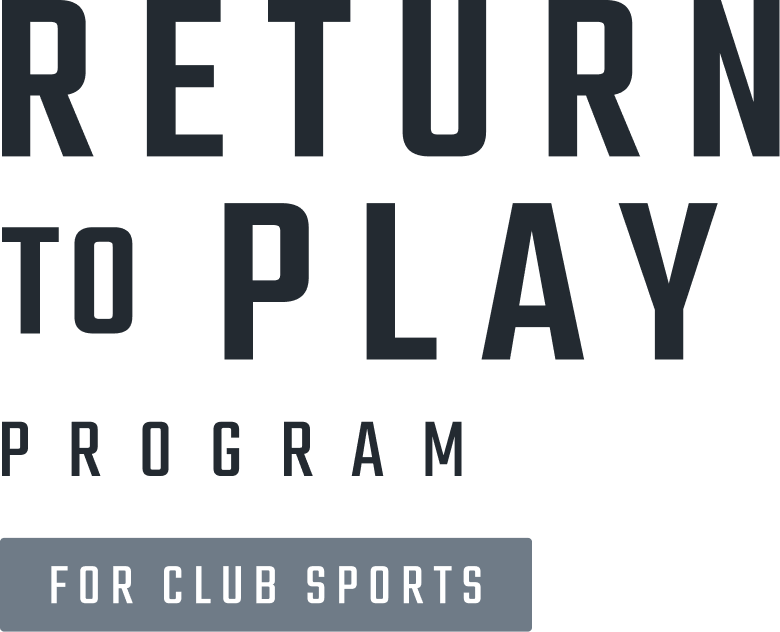 Return to Play - For Club Sports