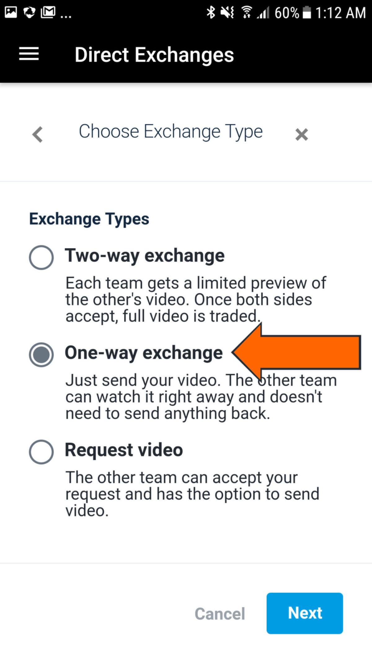 Exchange Video with a Hudl Team | Hudl Support