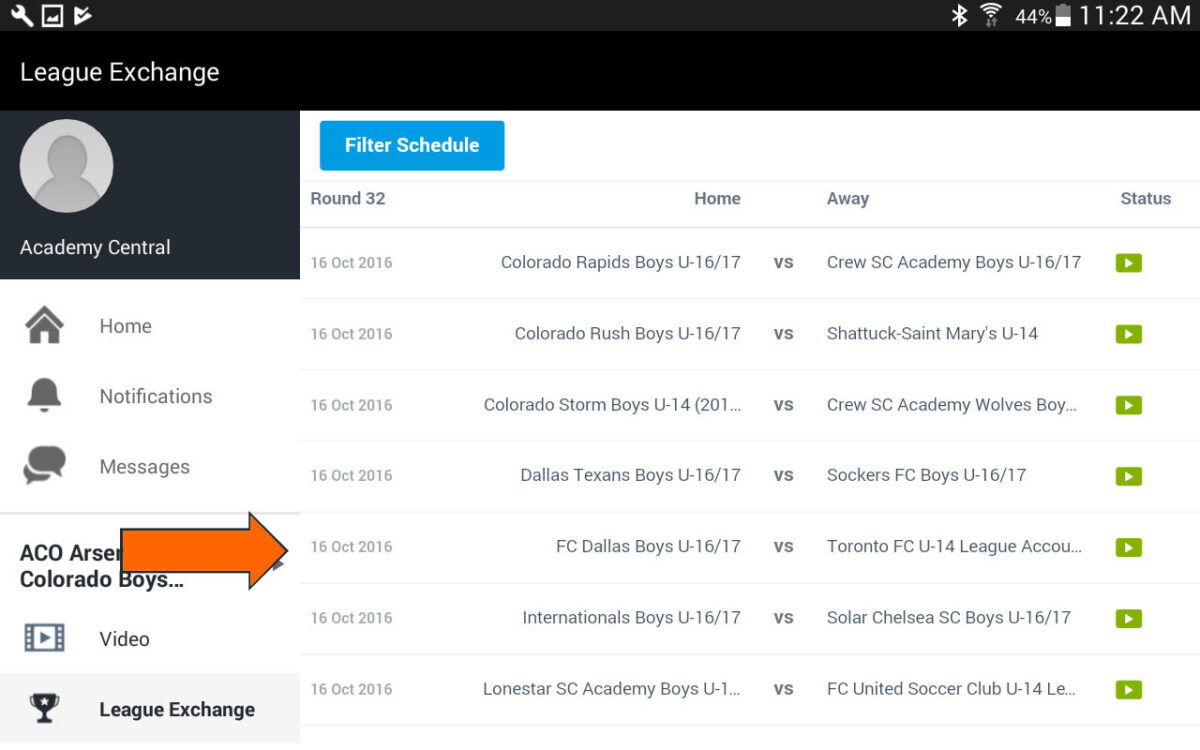 Save and Download Video from Your League Exchange | Hudl Support