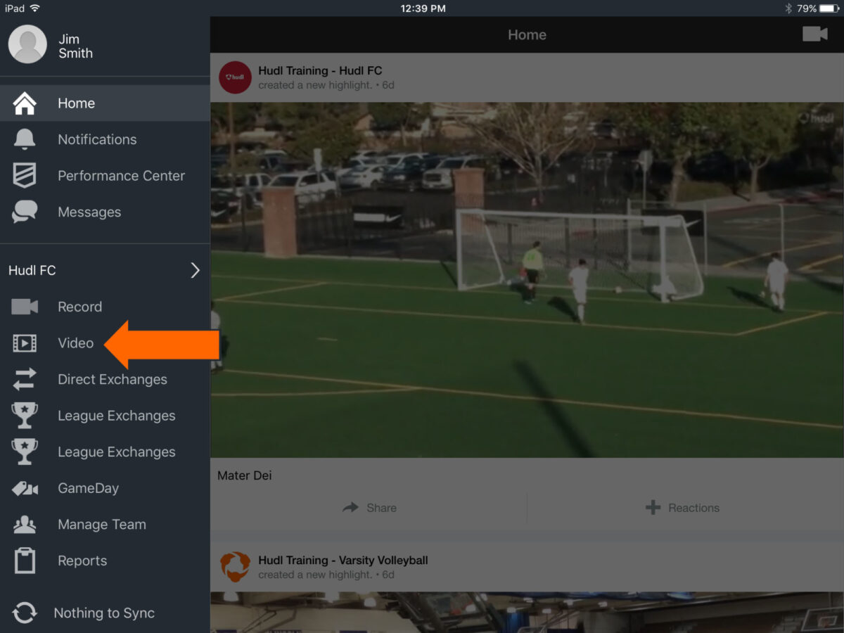 Create Playlists | Hudl Support